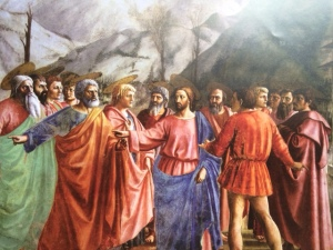 The Apostles and Jesus
