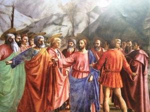 The Apostles and Jesus